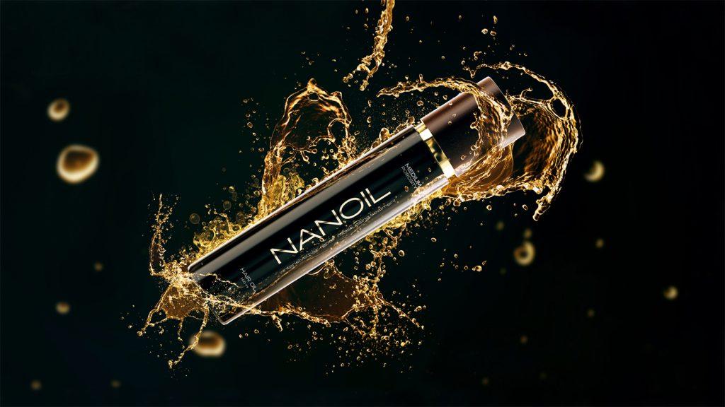 Nanoil óleo capilar