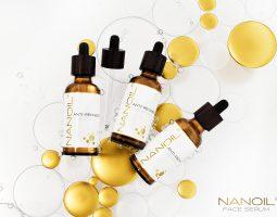 melhor sérum facial para pele sensível Nanoil