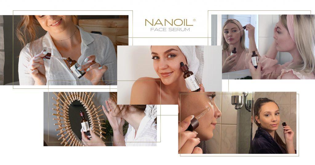 melhores produtos para pele sensível Nanoil
